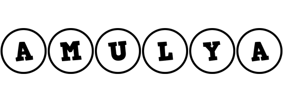 Amulya handy logo