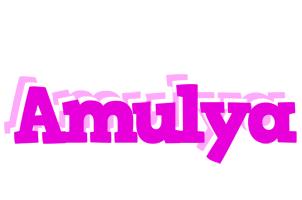 Amulya rumba logo