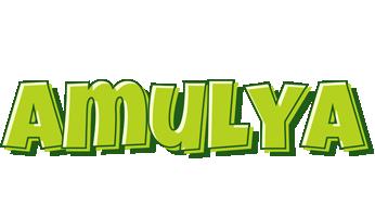 Amulya summer logo