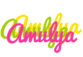Amulya sweets logo