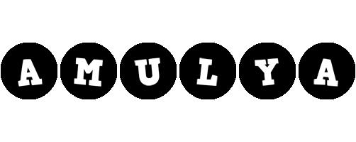 Amulya tools logo