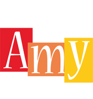 Amy colors logo