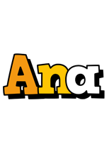 Ana cartoon logo