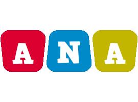 Ana daycare logo