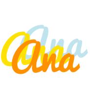 Ana energy logo