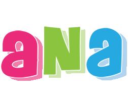 Ana friday logo