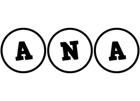 Ana handy logo