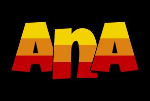 Ana jungle logo