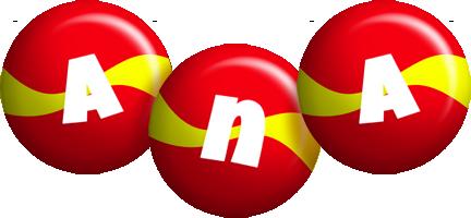 Ana spain logo