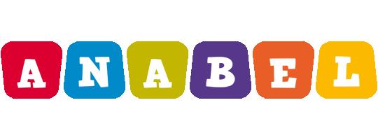 Anabel daycare logo