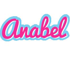 Anabel popstar logo