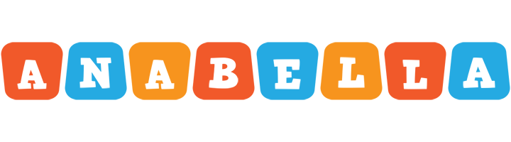 Anabella comics logo