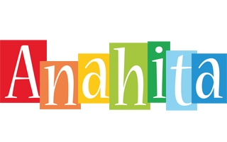 Anahita colors logo
