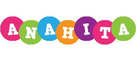 Anahita friends logo