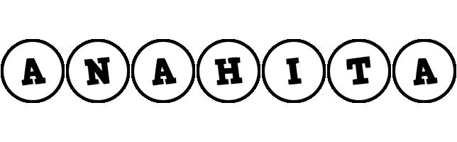 Anahita handy logo