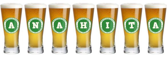 Anahita lager logo