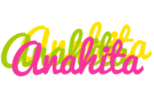 Anahita sweets logo