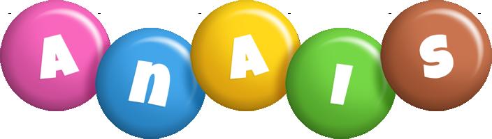 Anais candy logo