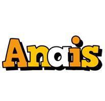 Anais cartoon logo