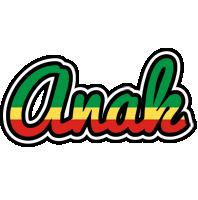 Anak african logo