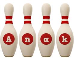 Anak bowling-pin logo