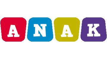 Anak daycare logo