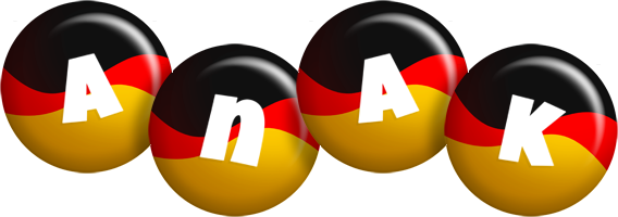 Anak german logo