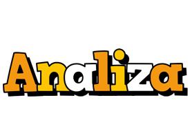 Analiza cartoon logo