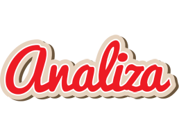 Analiza chocolate logo