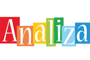 Analiza colors logo