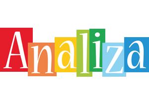 Analiza colors logo