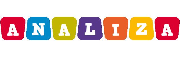 Analiza daycare logo