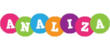 Analiza friends logo