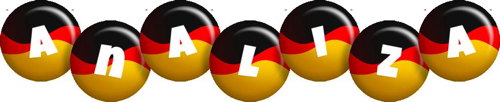 Analiza german logo