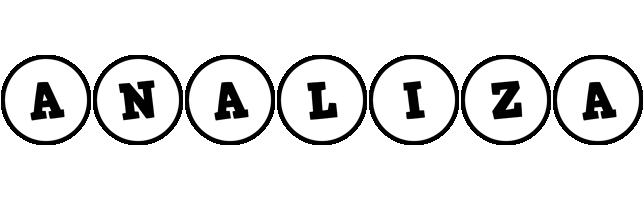 Analiza handy logo