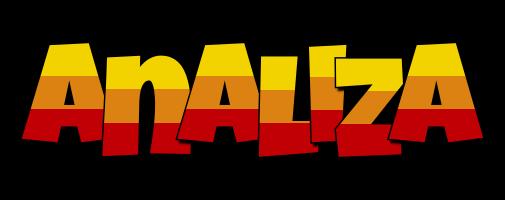 Analiza jungle logo
