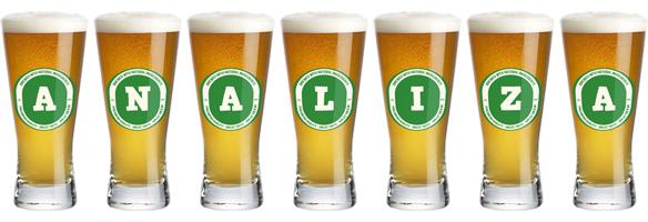 Analiza lager logo