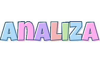 Analiza pastel logo