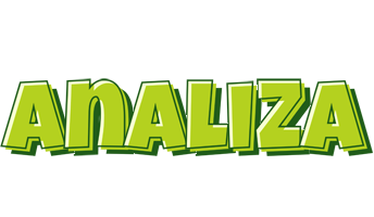 Analiza summer logo