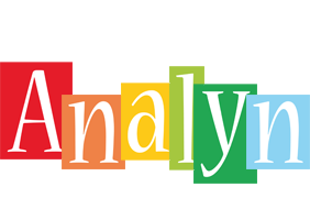 Analyn colors logo