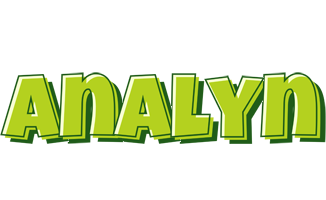 Analyn summer logo