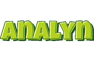 Analyn summer logo