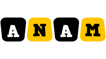 Anam boots logo