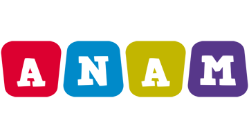 Anam daycare logo