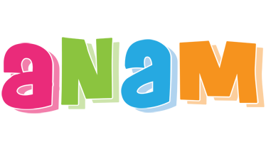 Anam friday logo