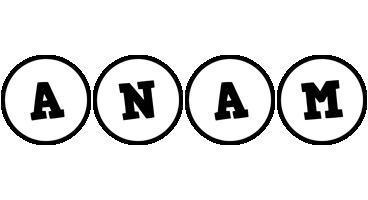 Anam handy logo