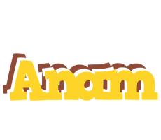 Anam hotcup logo