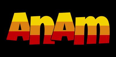 Anam jungle logo