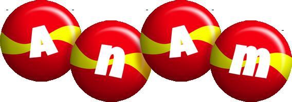 Anam spain logo