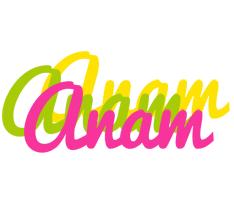 Anam sweets logo